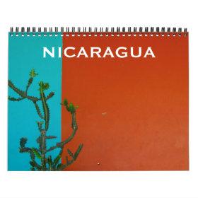 nicaragua 2021 calendar