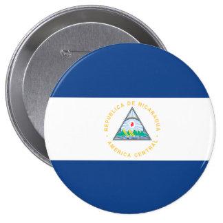 Nicaragua Pinback Buttons