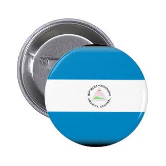 Nicaragua Button