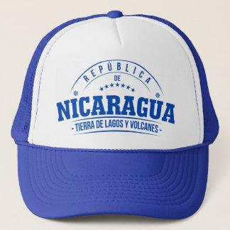 Nicaragua, Cap of truck driver