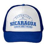 Nicaragua, Cap of truck driver Trucker Hat