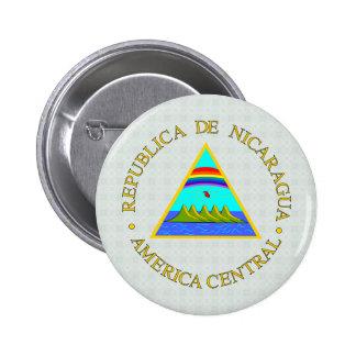 Nicaragua Coat of Arms detail Pins