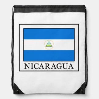 Nicaragua Drawstring Bag