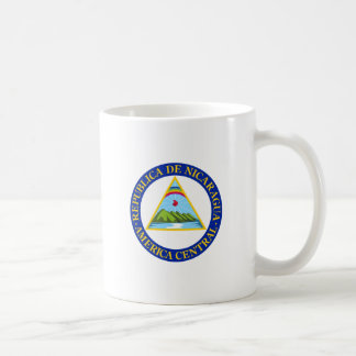 NICARAGUA -  flag/emblem/coat of arms/symbol Coffee Mug