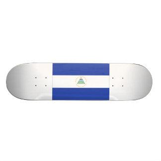 Nicaragua Flag Skateboard Decks