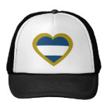 nicaragua-heart. gorras