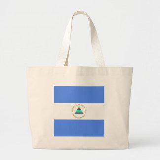 Nicaragua High quality Flag Bag