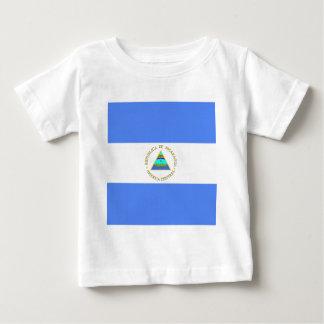 Nicaragua High quality Flag T-shirt