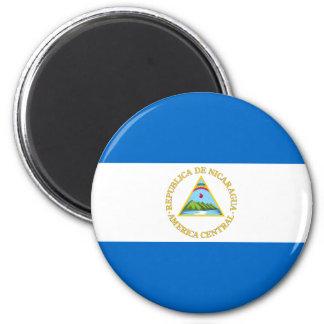 Nicaragua Imán Redondo 5 Cm