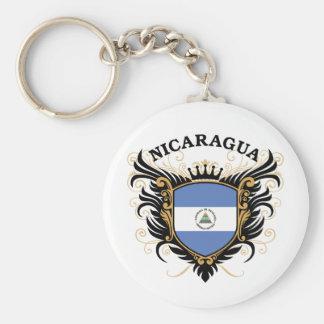 Nicaragua Key Chain