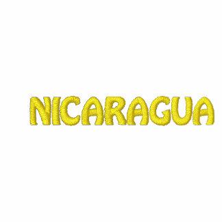NICARAGUA Latin America Country Patriotic Hoody