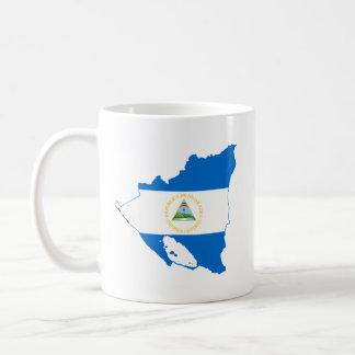 NICARAGUA MAP MUGS