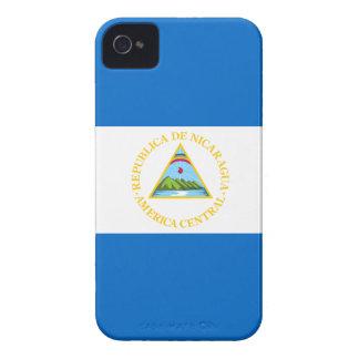 Nicaragua – Nicaraguan Flag iPhone 4 Case-Mate Cases
