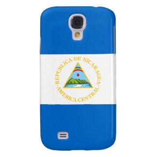 Nicaragua – Nicaraguan Flag Samsung Galaxy S4 Cover