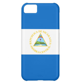 Nicaragua – Nicaraguan Flag Cover For iPhone 5C