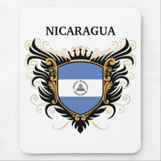 Nicaragua [personalize] mouse pad