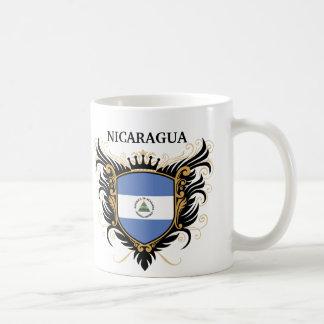 Nicaragua personalize coffee mug