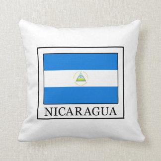 Nicaragua pillow
