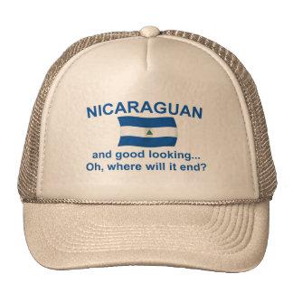 Nicaraguan apuesto gorras