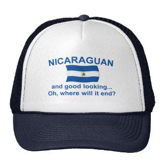 Nicaraguan apuesto gorros