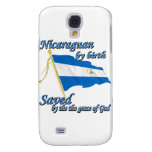 Nicaraguan by birth saved by the grace of God Galaxy S4 Cover