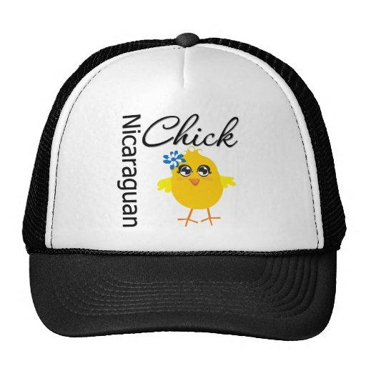 Nicaraguan Chick Trucker Hat