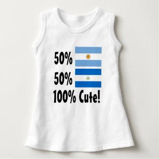 Nicaraguan del 50% Argentenian el 50% el 100% Vestido