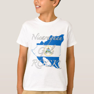 Nicaraguan Girls Rock! T-Shirt