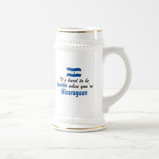 Nicaraguan humilde taza de café