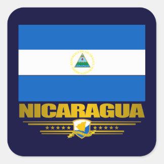 Nicaraguan Pride Sticker