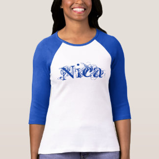 Nicaraguan Woman - Mujer Nica T-Shirt