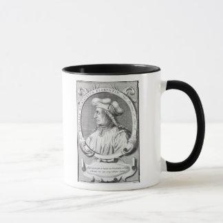 Niccolo Machiavelli, 1724 Mug