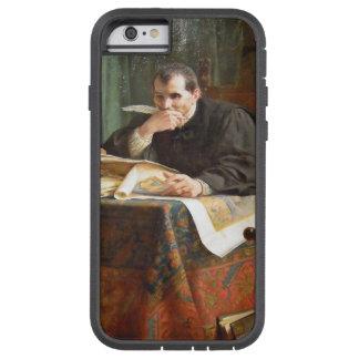 Niccolò Machiavelli en su estudio, por Stephano Funda Para iPhone 6 Tough Xtreme