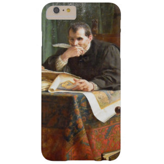 Niccolò Machiavelli in his study, by Stephano Ussi Barely There iPhone 6 Plus Case