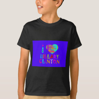 Nice and lovey Amazing Hope Hillary for USA Colors T-Shirt