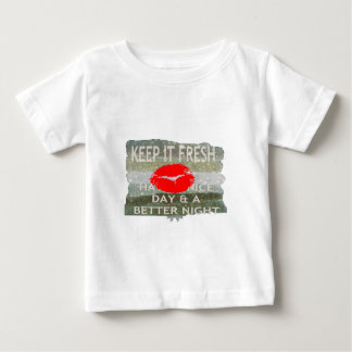 Nice and perfect save the date baby T-Shirt