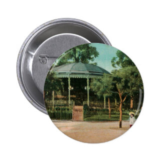Nice Bandstand 1908 Button