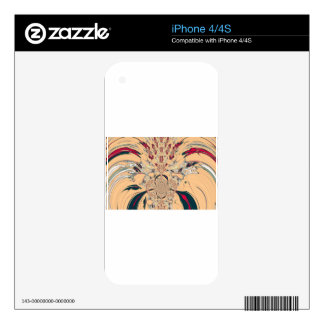 Nice Beautiful  amazing  arches Art design design Decals For The iPhone 4