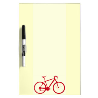 nice bicycle . biking . bike-themed Dry-Erase board