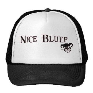 Nice Bluff Hat