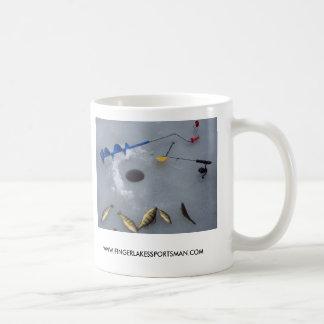 Nice Catch, WWW.FINGERLAKESSPORTSMAN.COM Coffee Mug