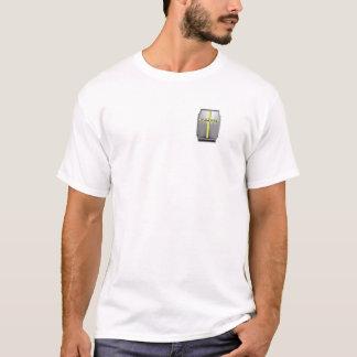 Nice CHRISTIAN CROSS T-Shirt FAITH Shield LOGO