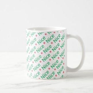 Nice Christmas Mug