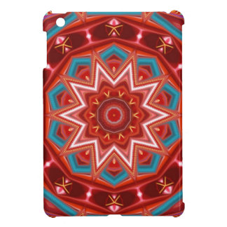 Nice circle modern pattern iPad mini case