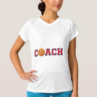 Nice Coach Basketball Insignia Tees