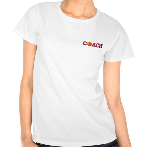 Nice Coach Basketball Insignia Tshirt