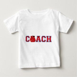 Nice Coach Boxing Insignia Baby T-Shirt