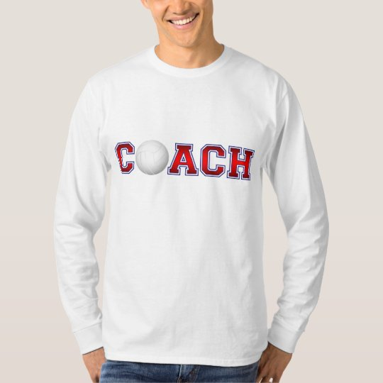 Nice Coach Volleyball Insignia 1 T-Shirt