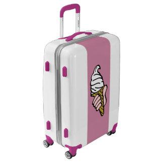 Nice Cold Ice Cream Luggage