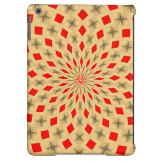 Nice colorful abstract pattern iPad air cover